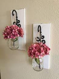 Mason Jar Home Decor Ideas Best 25 Mason Jar Sconce Ideas On Pinterest Mason Jar Bathroom