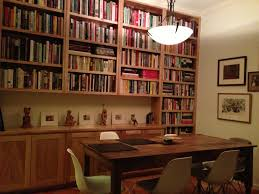 custom office bookshelves install austin tx triple crown