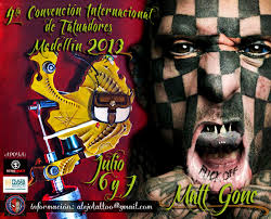 medellin colombia international tattoo expo july 6 u0026 7