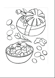coloring pages easter printables free easter worksheet free