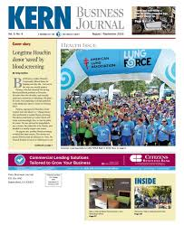 kern business journal august september 2016 by tbc media specialty