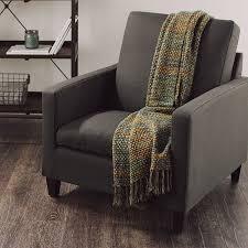 World Market Sofas by Charcoal Gray Textured Woven Abbott Chair World Market