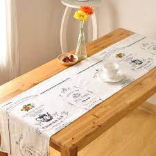 Coffee Table Runners Table Runner Sale Promotion Shop For Promotional Table Runner Sale