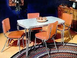 50s style kitchen table retro 50s kitchen table retro furniture vintage retro vinyl kitchen