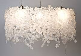 glass chandeliers wonderfully magical lighting by bocci