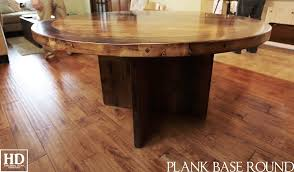 how to finish a table top with polyurethane modern round table reclaimed wood table kitchener ontario 2 blog