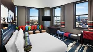 detroit accommodations accessible guest room aloft detroit at