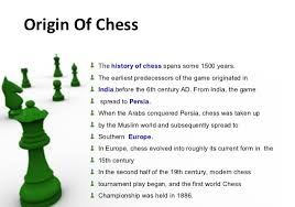 the chess tactics and strategies