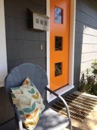 Best Colors With Orange Best 25 Orange Door Ideas On Pinterest Orange Front Doors