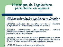 chambre d agriculture agen terres en villes agen 8 9juillet historique de l agriculture