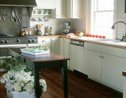 narrow kitchen with island small kitchen island ideas for every space and budget freshome com
