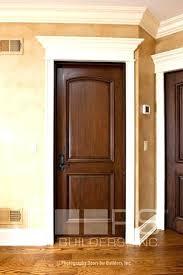 solid wood interior doors home depot wooden bedroom doors simple design plain wood bedroom door view