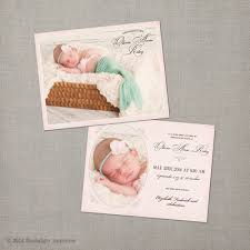 4 25x5 5 baby birth announcement nostalgic imprints inc
