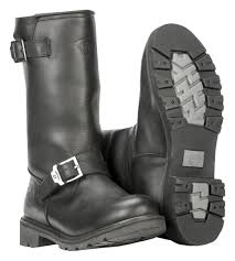 mens motorcycle riding boots highway 21 primary engineer boots revzilla