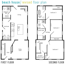 beach house video tour u0026 floor planning young house love