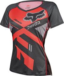 fox motocross clothing fox jackets cheap fox lynx ss lady jersey jerseys u0026 pants