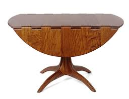Drop Leaf Pedestal Table Drop Leaf Pedestal Table By Sam Maloof On Artnet