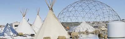 emergency response base camps pacific domes