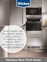are kitchen plinth heaters any 1 6kw wickes co uk kitchen plinth plinths wickes