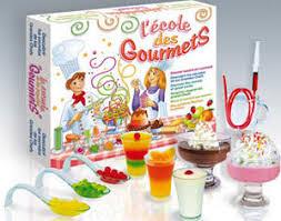 kit de cuisine enfant petit jeu pour apprendre la cuisine moléculaire cardamome