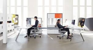 Teknion Conference Table Upstage