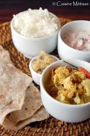 cuisine metisse un curry un bolly 8 curry de poisson au yaourt et aux raisins