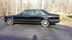 1990 bmw 7 series 1990 bmw 750il with parts car bmw 7 series 1990 for sale