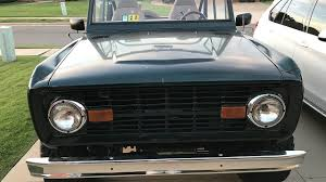 1975 Ford Truck Colors - 1975 ford bronco for sale near owasso oklahoma 74055 classics