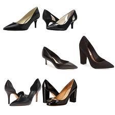 Comfortable Stylish Heels 25 Comfortable Black Pumps For Work