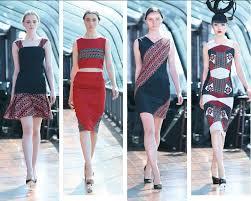 Batik Bateeq batik ala bateeq idea jahit brand kebaya models and