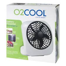 battery powered extractor fan o2 cool desktop fan 1 0 ct walmart com