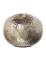 metal tea light holders casa couture hammered metal tea light holder house of fraser
