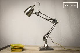 industrial table lamp industrial furniture pib