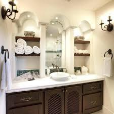 shelf ideas for bathroom bathroom built in storage ideas ghanko