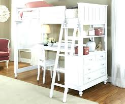 Diy Loft Bed With Desk Diy Loft Bed With Desk And Storage Amusing Size Bunk Beds
