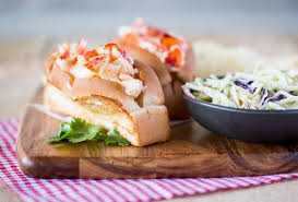 oh yeah lobster roll brittany stager