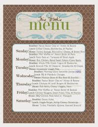 blank menu templates free we eat toddler weekly menu plan we eat toddler