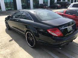 2009 mercedes cl63 amg 2009 mercedes cl63 amg for sale in ca