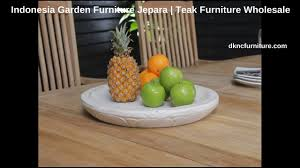 indonesia garden furniture jepara teak furniture wholesale youtube