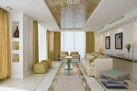Exotic Styles And Great Decorative Ideas Enhance The Modern Living - Long living room designs