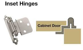 Flush Cabinet Door Hinges by Cabinet Hinges Build Com