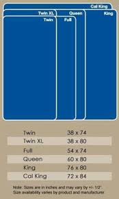 mattress size chart good place to start your project is with a