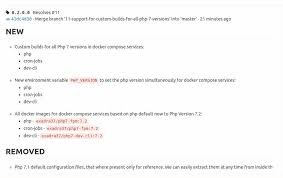 docker compose l stack php docker stack phpdockerstack twitter