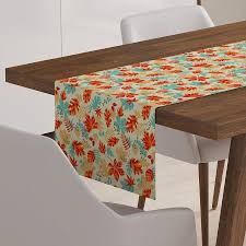 Fall Table Runners by Seasonal Decor W Francis