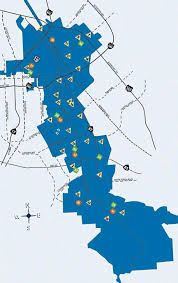 san jose district map san jose unified school district map san jose school map