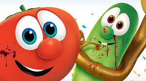 veggietales creative team not so sure about this shamgar episode