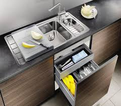 Kitchen Sink Accessories Simplify Your Life BLANCO - Kitchen sink accessories