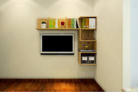 Wall Bookshelves American Bedroom Tv Wall Bookshelves Interior Design