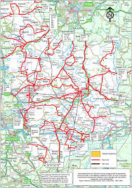 M15 Bus Route Map by Bus Service Changes And News North Yorkshire County Council