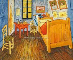 van gogh bedroom painting van gogh bedroom by vincent van gogh painting id vg 0350 ka